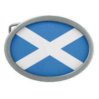Boucle de ceinture écossaise de fierté