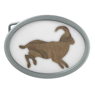 Boucle De Ceinture Ovale Antilope