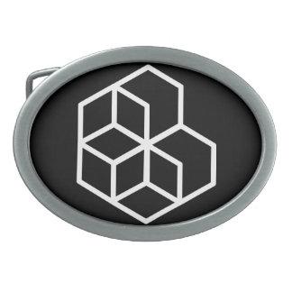 Boucle De Ceinture Ovale Cheval (-)/boucle de ceinture ovale
