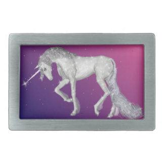 Boucle De Ceinture Rectangulaire Étincelles de licorne