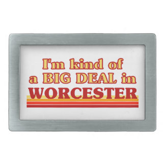 Boucle De Ceinture Rectangulaire Genre d'I´m d'affaire à Worcester