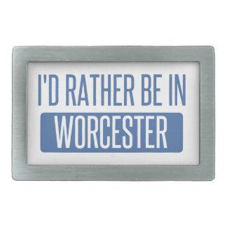 Boucle De Ceinture Rectangulaire Je serais plutôt à Worcester