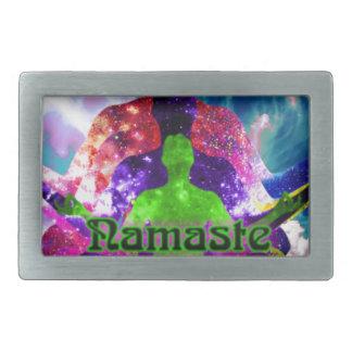 Boucle De Ceinture Rectangulaire Namaste