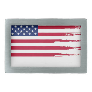 Boucle De Ceinture Rectangulaire T-shirt immigré américain de cadeau