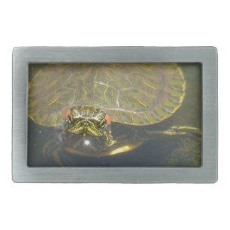 Boucle De Ceinture Rectangulaire tortue