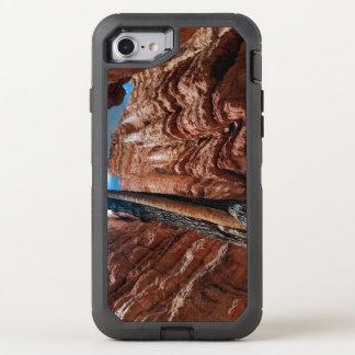 boucle de Navajo d'Arbre-dans-un-arbre au canyon Coque OtterBox Defender iPhone 8/7