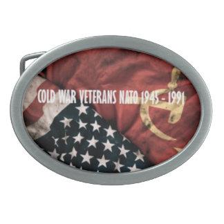 Boucles De Ceinture Ovales La ceinture boucle Cold le désordre Veterans