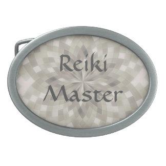 Boucles De Ceinture Ovales Maître de Reiki