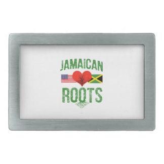 Boucles De Ceinture Rectangulaires Américain jamaïcain