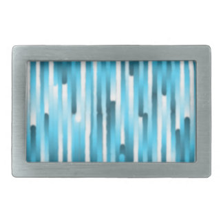 Boucles De Ceinture Rectangulaires Peu de boucle bleue de rectangle de filet