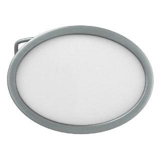 Boucles de ceinture rondes  personnalisées