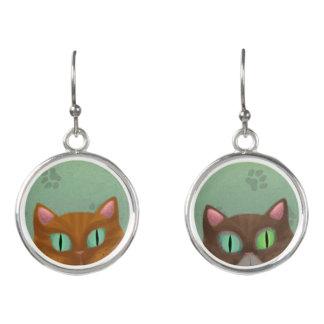 Boucles D'oreilles Boucles d'oreille de chat