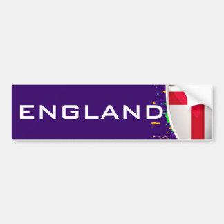 Bouclier de l'Angleterre Autocollant De Voiture