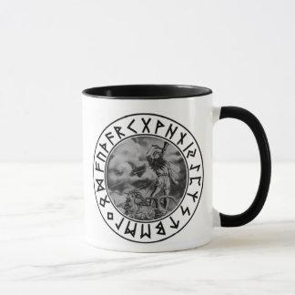 bouclier de rune de Thor de tasse
