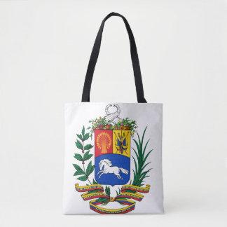 bouclier du Venezuela pour le sac fourre-tout à