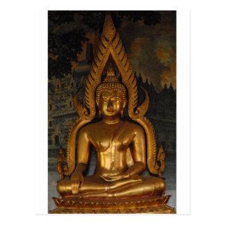 Bouddha Carte Postale