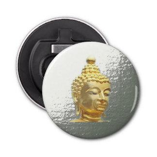 Bouddha en argent ouvre-bouteilles
