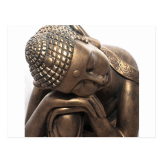 Bouddha thaïlandais carte postale