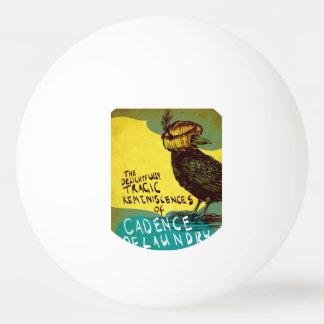 Boule de ping-pong de DeLaundry de cadence Balle De Ping Pong