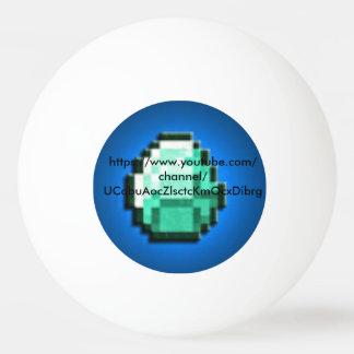 Boule de ping-pong de diamant de Digitals Balle Tennis De Table