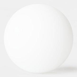 Boule de ping-pong faite sur commande - une étoile balle tennis de table