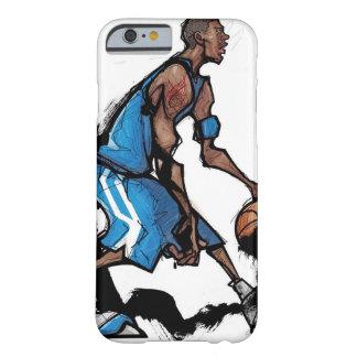Boule de ruissellement de joueur de basket coque barely there iPhone 6