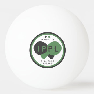 Boule d'IPPL des champions Balle Tennis De Table