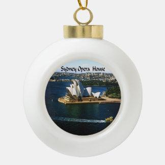 Boule En Céramique Chambre d'Oprea de port de Sydney