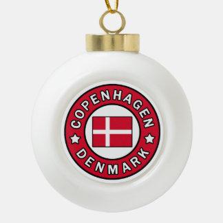 Boule En Céramique Copenhague Danemark