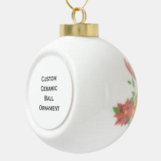 Boule En Céramique Créez l'ornement en céramique fait sur commande de