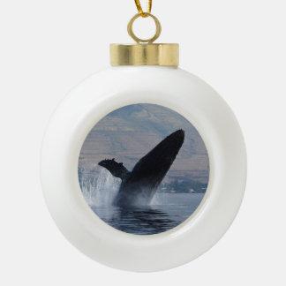 Boule En Céramique infraction de baleine de bosse