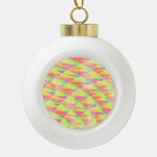 Boule En Céramique Interférence lumineuse par Kenneth Yoncich