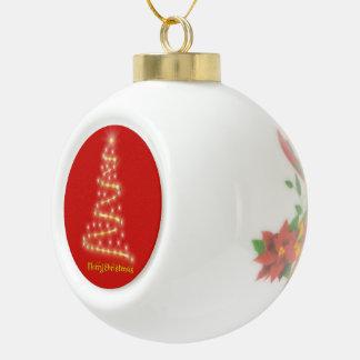 Boule En Céramique Joyeux Noël
