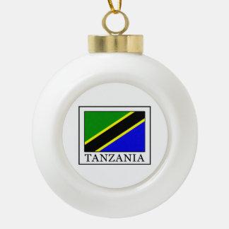 Boule En Céramique La Tanzanie
