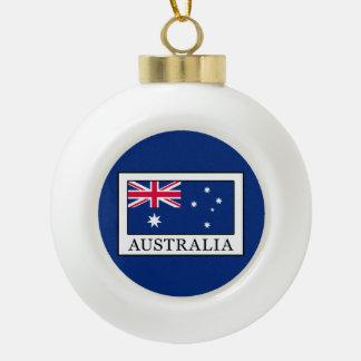 Boule En Céramique L'Australie