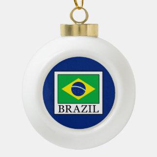 Boule En Céramique Le Brésil