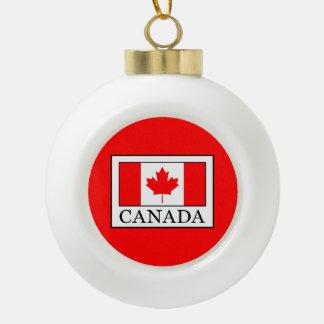 Boule En Céramique Le Canada