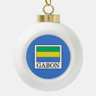Boule En Céramique Le Gabon