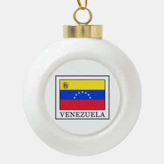 Boule En Céramique Le Venezuela