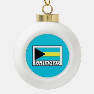 Boule En Céramique Les Bahamas