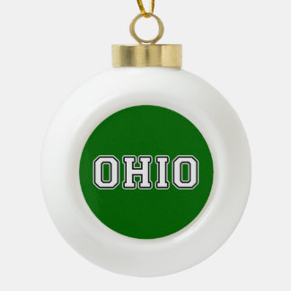 Boule En Céramique L'Ohio