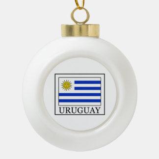 Boule En Céramique L'Uruguay