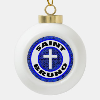 Boule En Céramique Saint Bruno