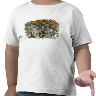 Boule le 14 juillet t-shirts