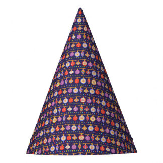 Boules de Noël Chapeaux De Fètes