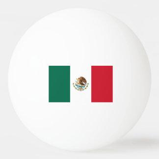 Boules de ping-pong de drapeau du Mexique pour le Balle Tennis De Table