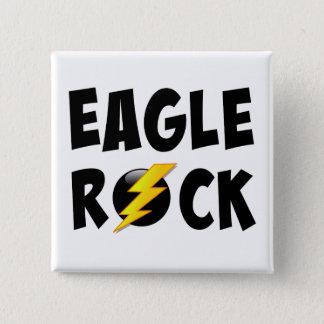 Boulon de foudre de roche d'Eagle Badge Carré 5 Cm