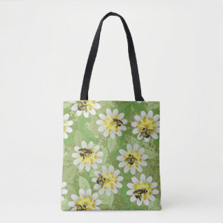 Bourdons mis en danger tote bag