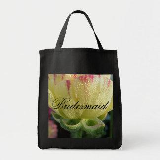 Bourgeon de matin sac en toile épicerie