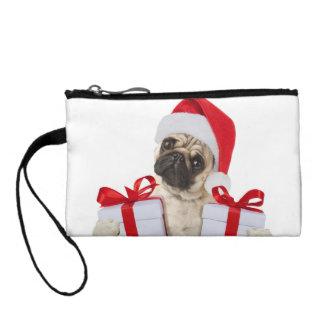 Bourse Cadeaux de carlin - chien Claus - carlins drôles -